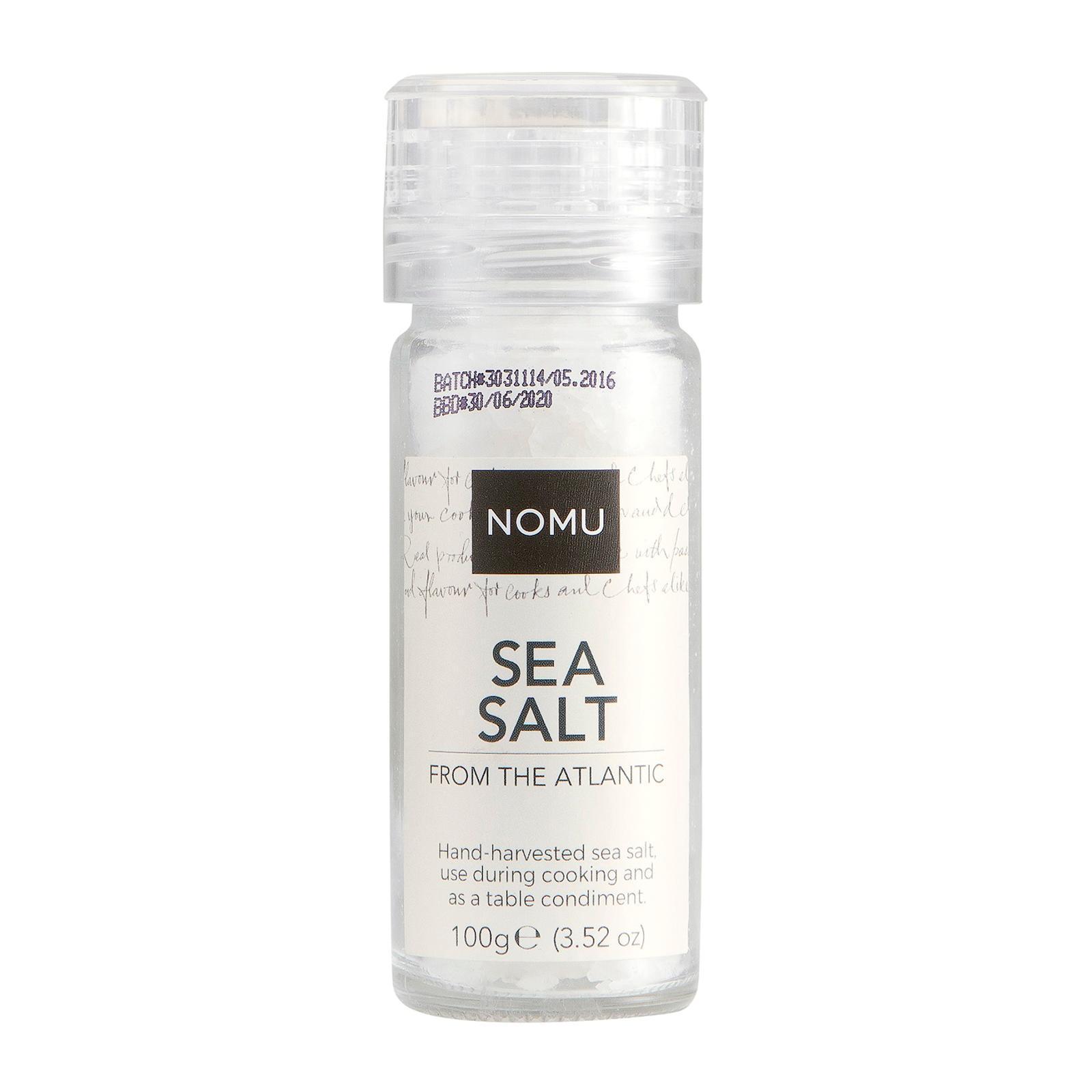 NOMU GrInders Just Salt