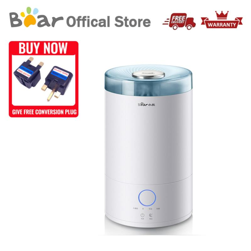 Bear Humidifier JSQ-C40L1 4L Home Mute Bedroom Pregnant Woman Baby Large Capacity Air Conditioning 4L 10112C40L1001 Singapore