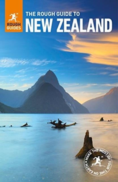 The Rough Guide to New Zealand (Travel Guide) (Author: Rough Guides; ISBN: 9780241311660)
