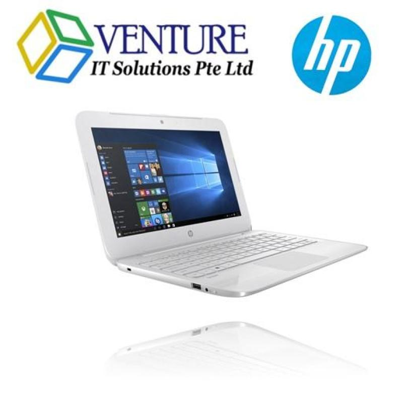 HP Stream Notebook (11-ah106TU) 4GB DDR4 Celeron 32GB eMMC 1 Year Onsite Warranty