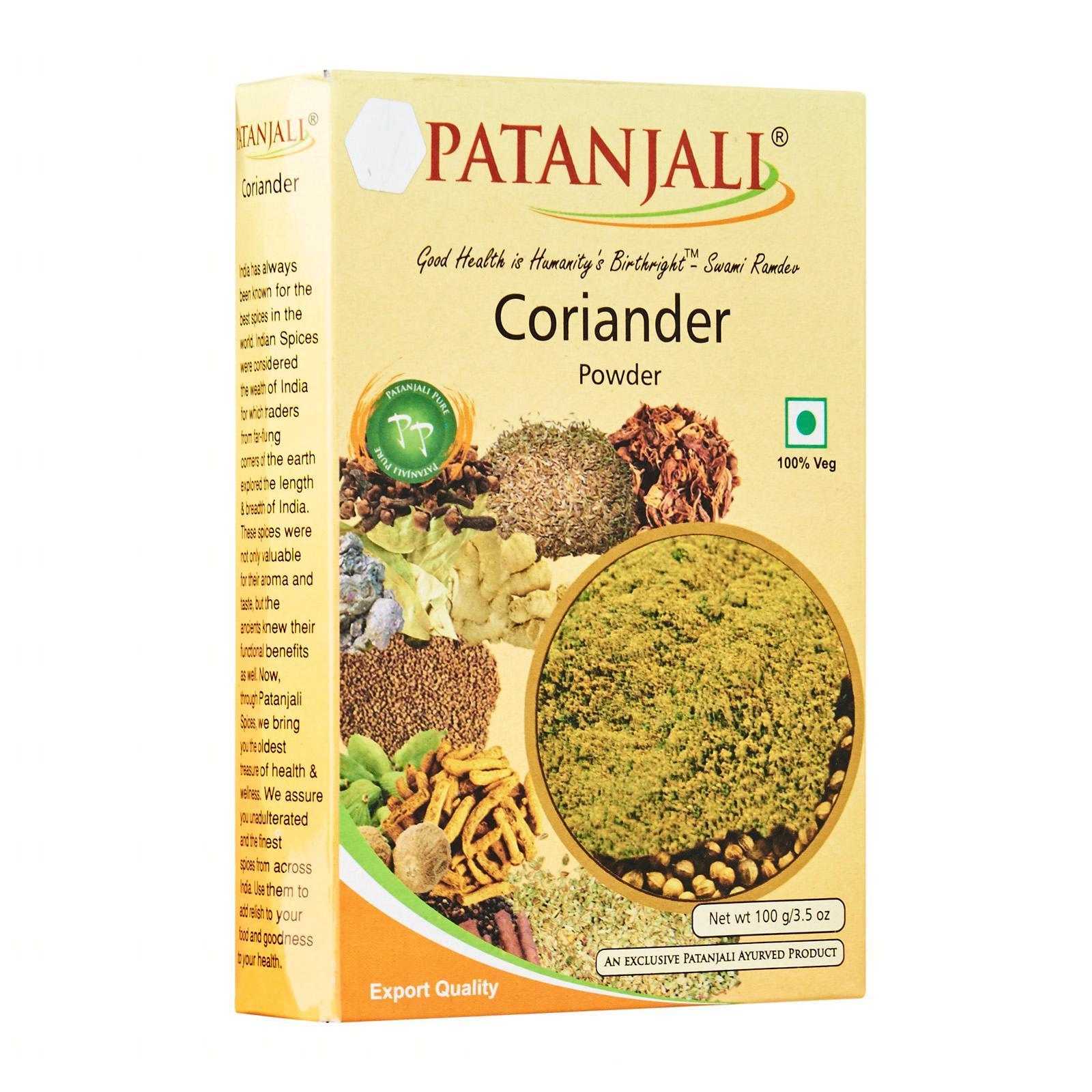 Patanjali Coriander Powder - By Dashmesh
