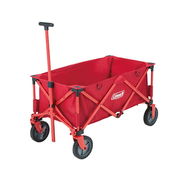 Coleman Wagon Utility Folding Portable Compact Heavy Duty