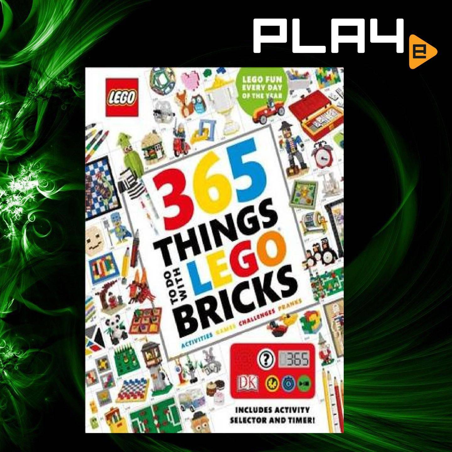 LEGO 365 Things to Do with LEGO Bricks Hardcover