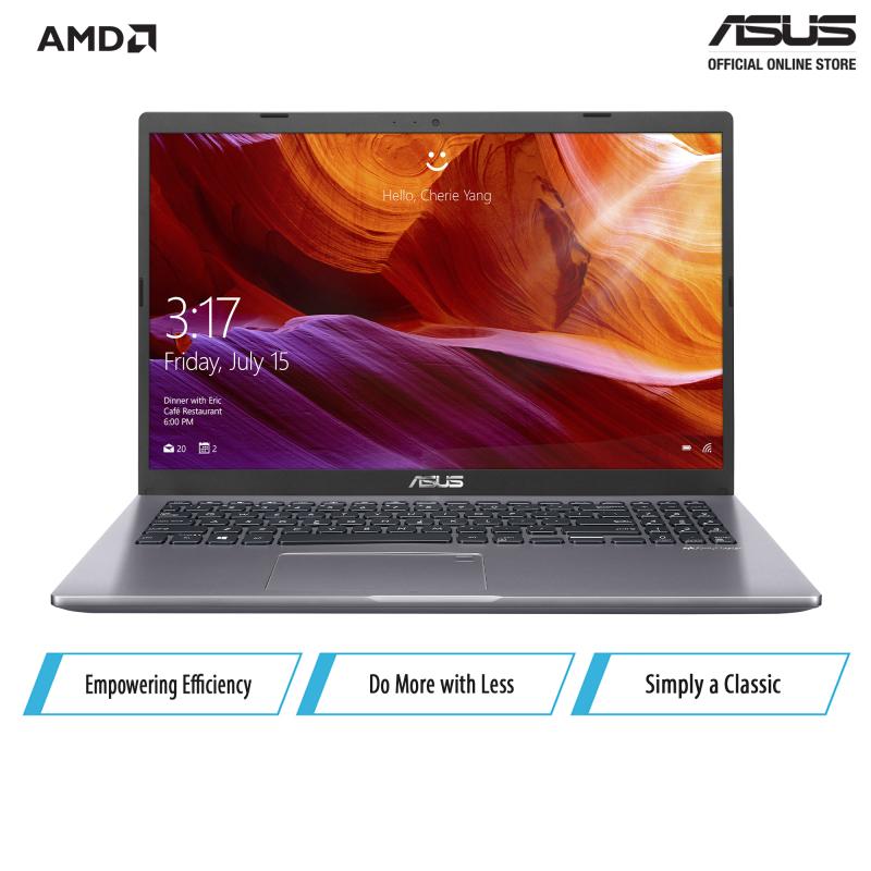 Asus Notebook M509DA-BR1157T/15.6 LED/AMD Ryzen 5 3500U /4GB DDR4 /512GB SSD/Radeon™ Vega 8 Graphics