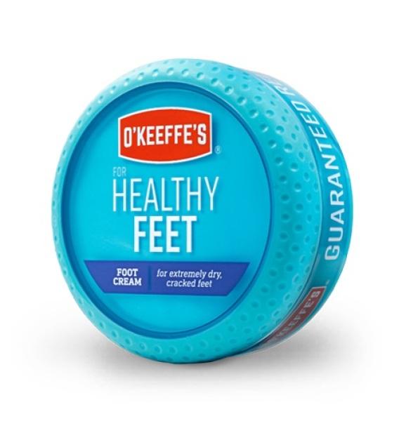 Buy okeeffes healthy feet 3.2 oz (91g) Singapore