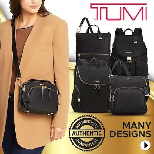 Tumi Authentic Backpack/Crossbody 196300/109989/196308/196317