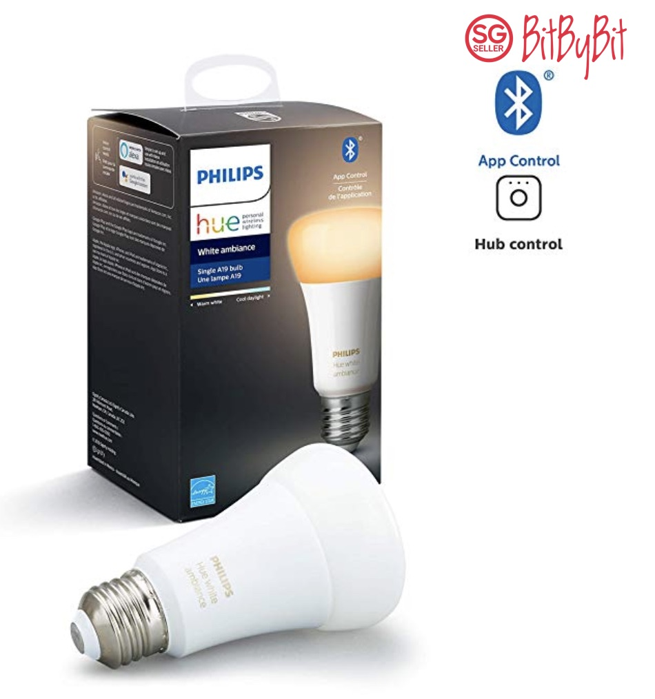 Philips Hue Top Products Online Lazada Sg