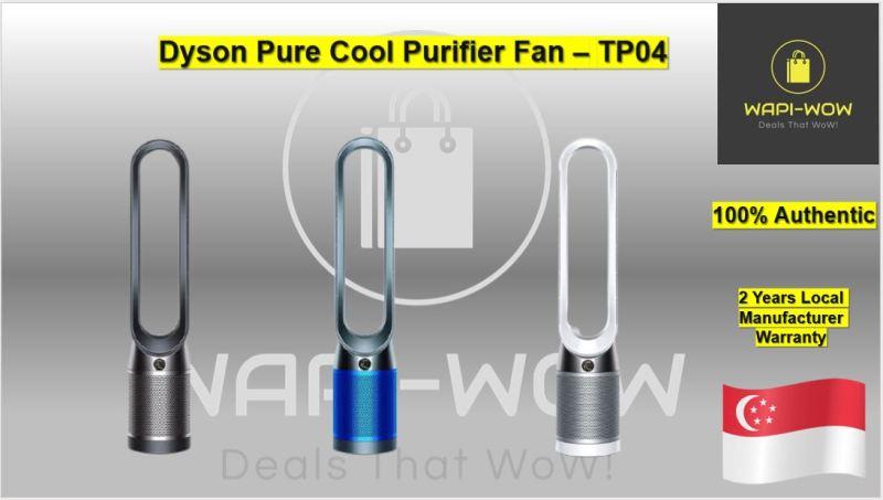 Dyson Pure Cool Air Purifier Fan - TP04 Singapore