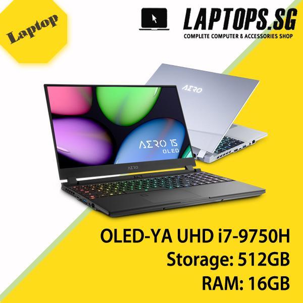 GIGABYTE AERO15 OLED YA RTX2080 i7-9750H 15.6 In UHD AMOLED display Laptop