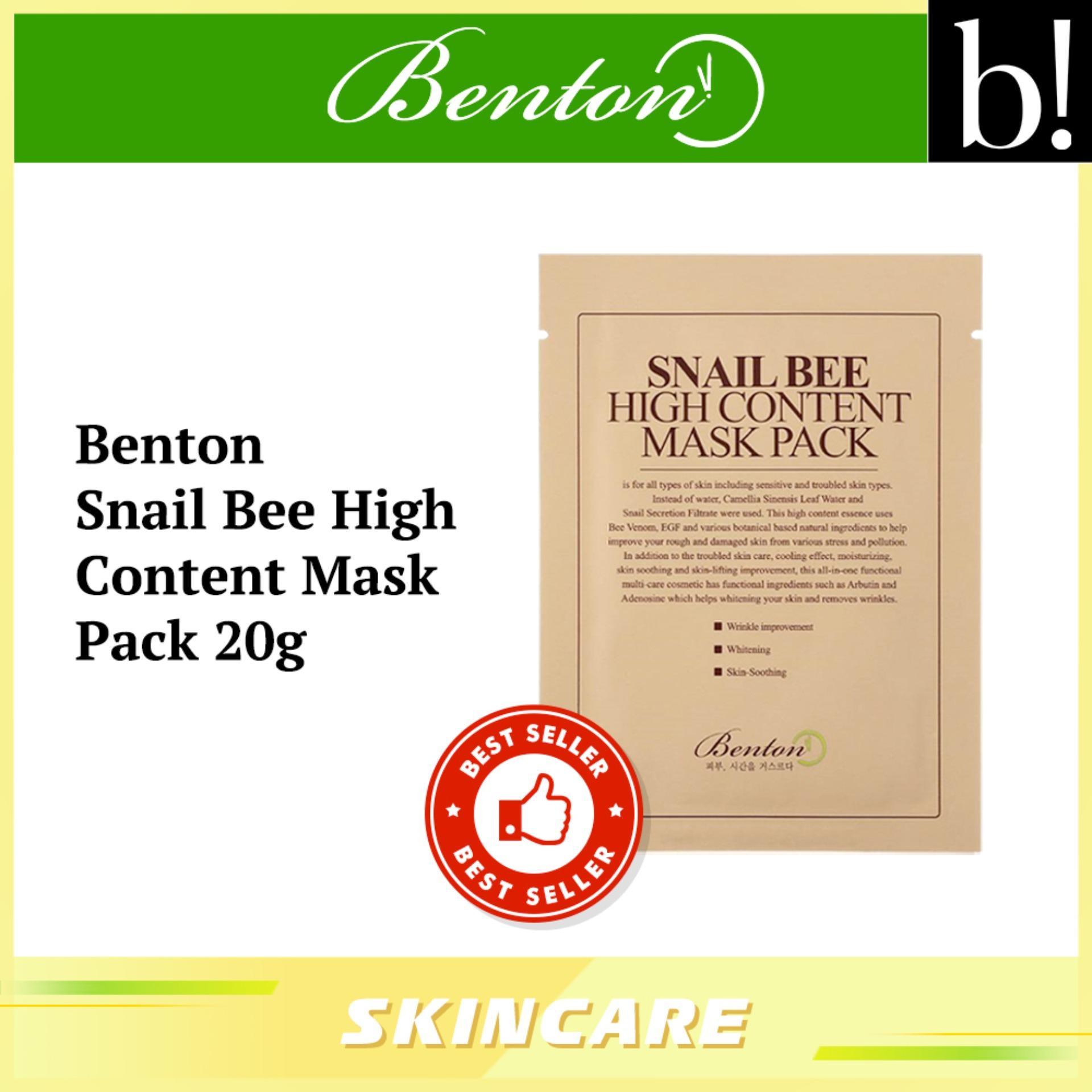 6c464469d151 Buy BENTON Moisturizers | BENTON Cream | Lazada
