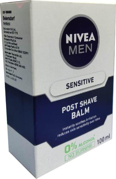 Buy Nivea Post Shave Balm for Men Sensitive 3.3 fl oz (100 ml) Singapore
