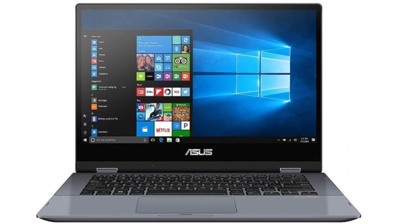 ASUS Tek VivoBook Flip 14 (Intel core I3-81300, SSD 128GB, 4GB RAM, Window 10 Home ) Refurbished,  3 Month Warranty