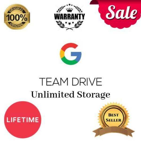 Google Drive Unlimited Lifetime Cloud Drive to existing account