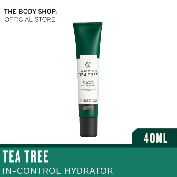 Buy The Body Shop Tea Tree in-control Hydrator (40ML) Singapore