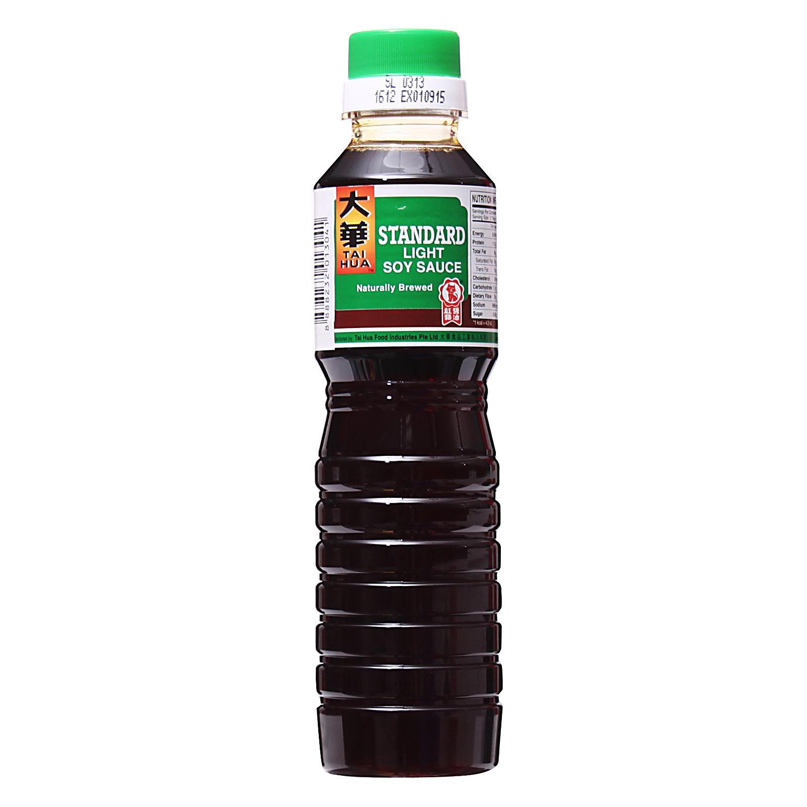 TAI HUA Standard Light Soy Sauce 320ml
