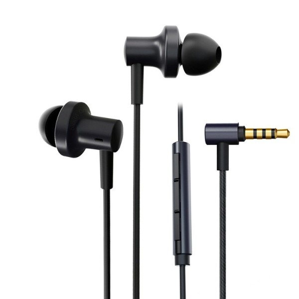 Xiaomi Mi Hybrid In-Ear Headphones Pro 2 - Black (EXPORT) Singapore