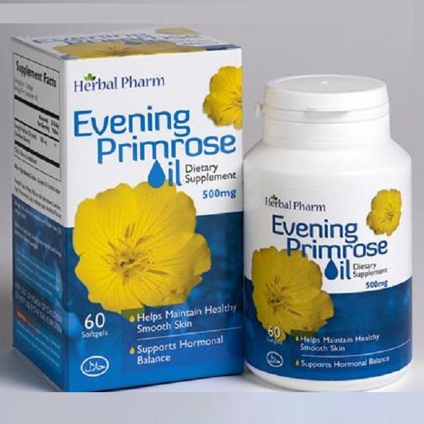 Buy Evening Primrose Oil (1-Month Supply) / The super supplement for women / Promote healthy growth of hair, skin and nails / Maintain hormonal balance / Support joint health / All natural ingredients / Made in USA / CHARIS WELLNESS Singapore