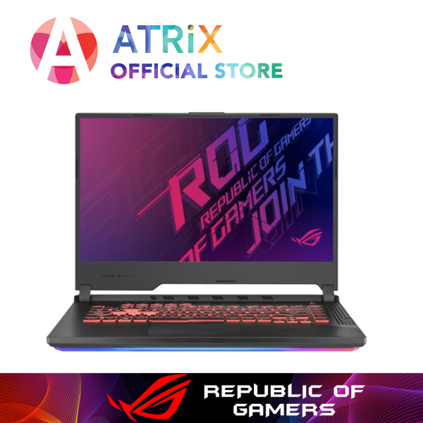 【Same Day Delivery】ASUS ROG STRIX G531GT-GTX1650 | 15.6 FHD | i7-9750H | 16GB RAM | 512GB SSD | NVIDIA GeForce GTX1650 | 2Yrs Warranty | Ready stock, ship out today