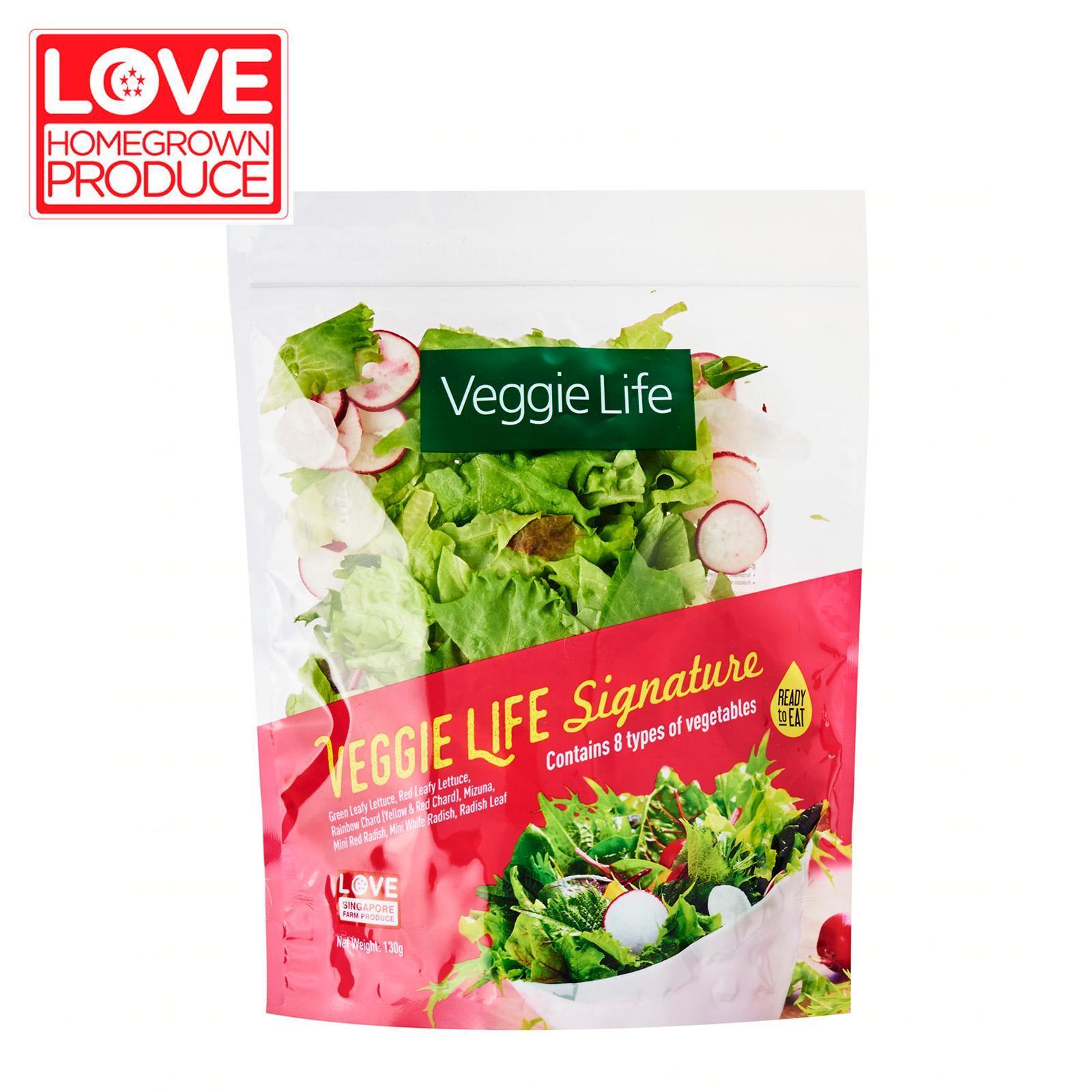 Veggie Life Signature RTE Salad Pack