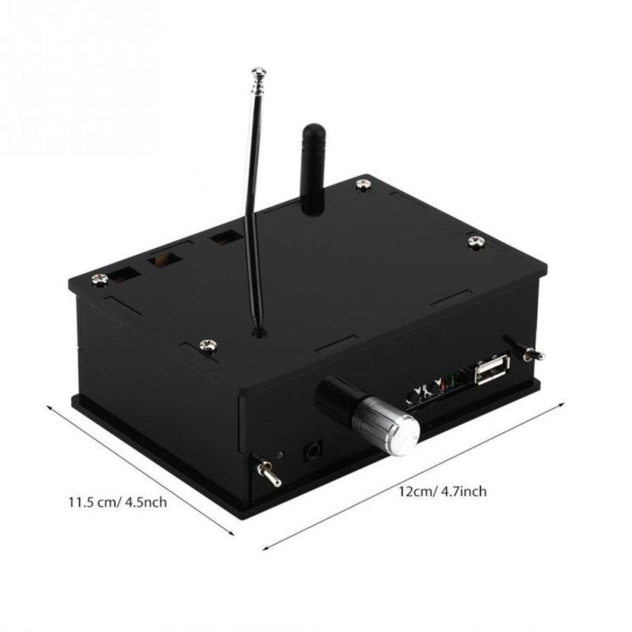 PKPNS b*luetooth 4.2 Dual Channel Stereo Multi-functie Digitale Versterker Board