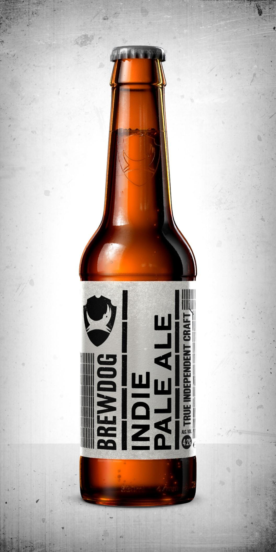 Brewdog Indie Pale Ale (12 X 330ml Bottles) Special Promo By The Good Beer Company.