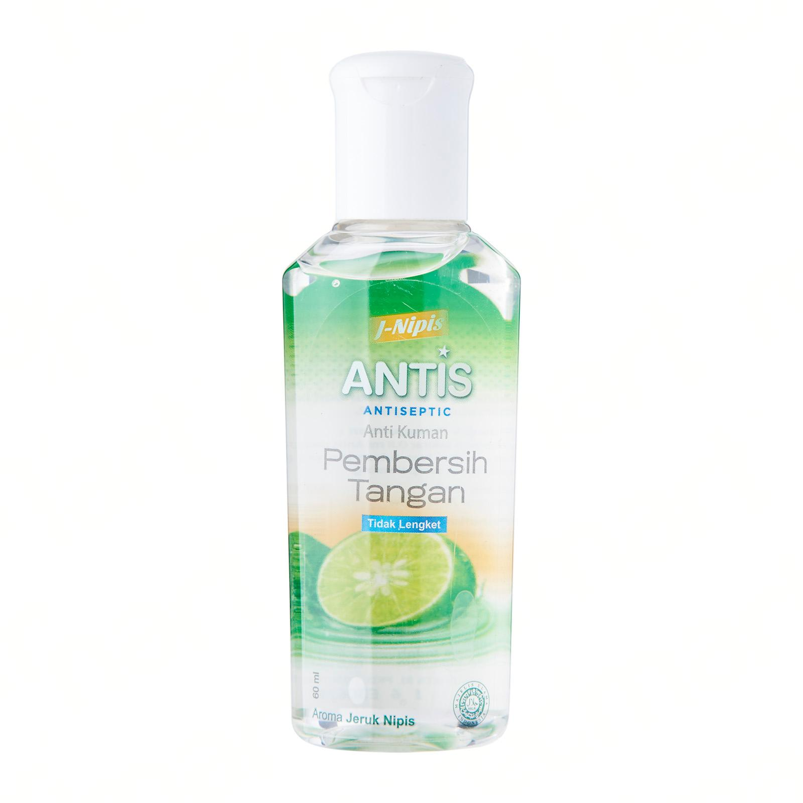 Antis Hand Sanitizer (Lemon Flavour)