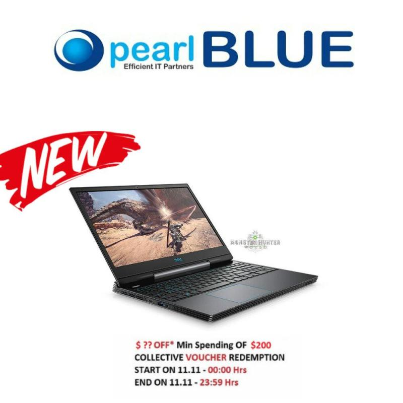 Dell G5 series 5590 -i7 9750H 8GB 1TB+128GB HDD RTX2060