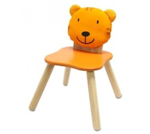 I'M TOY Wooden Forest Chair Tigger