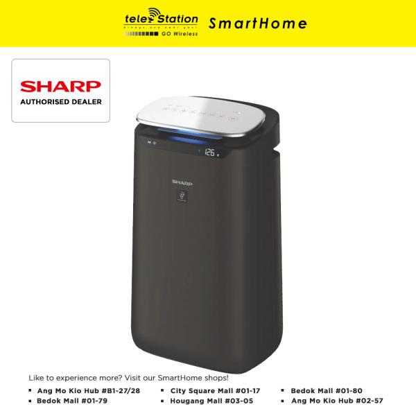 Sharp FP-J80E-H 62sqm Plasmacluster Air Purifier  (1 Year Local Warranty) Singapore