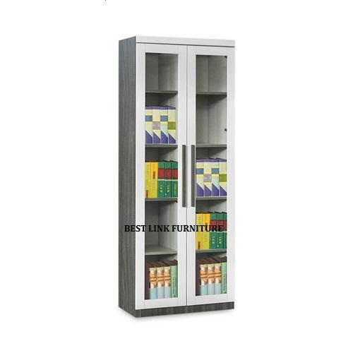 BEST LINK FURNITURE BLF DA3263 2 Door Book Cabinet