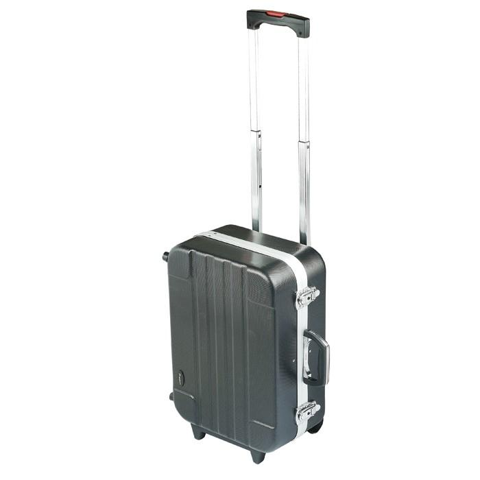Part No. TC-311 - Heavy-Duty ABS Case With Wheels And Telescoping Handle (ProsKit)