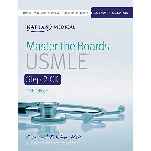 Master the Boards USMLE Step 2 CK - Paperback