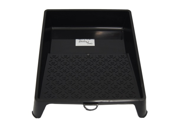 2PC (Ready Stock in SG) 9 inch Shelleys Plastic Roller Paint Tray
