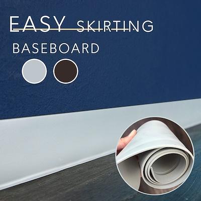 Easy Skirting / Baseboard