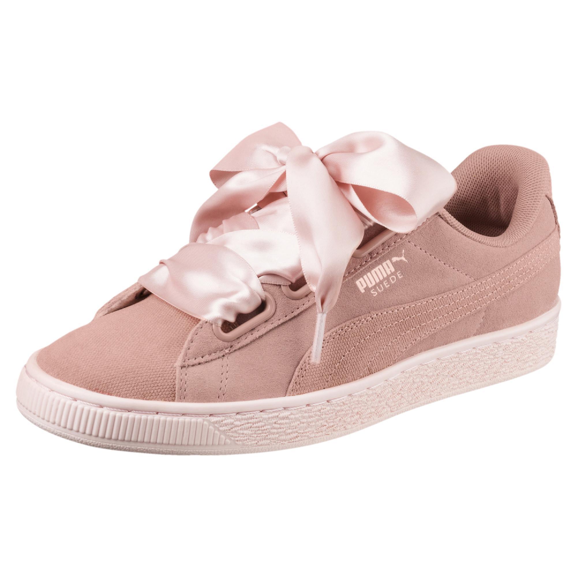 new products 1a5e3 fc383 PUMA Suede Heart Pebble Women's Training Shoes 365210