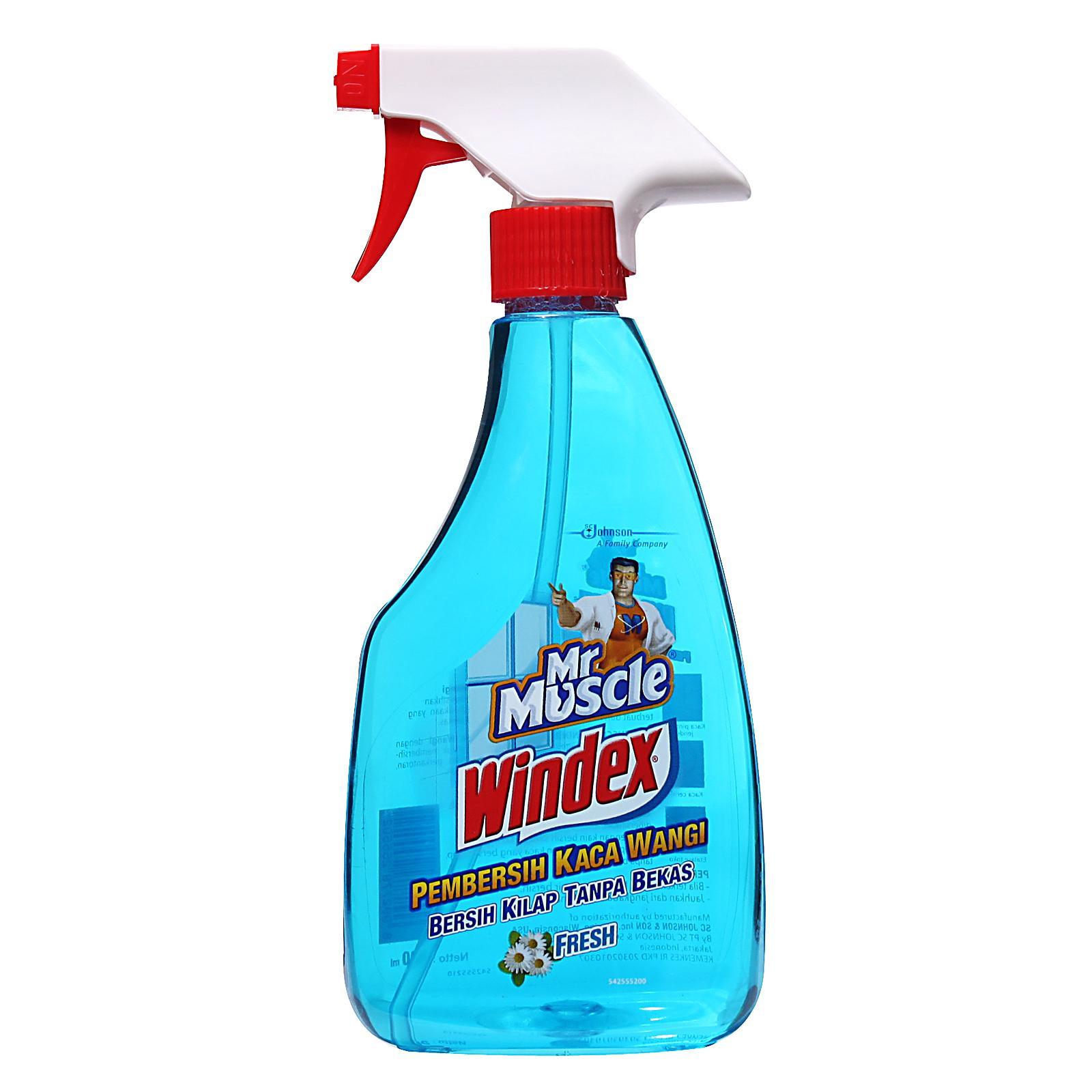 Mr Muscle Fresh Windex