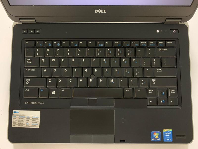 Dell Latitude 6440 Core i5 8 gb 500 gb Win 10 Pro Ms office 16 ( Delivery 2 working days)