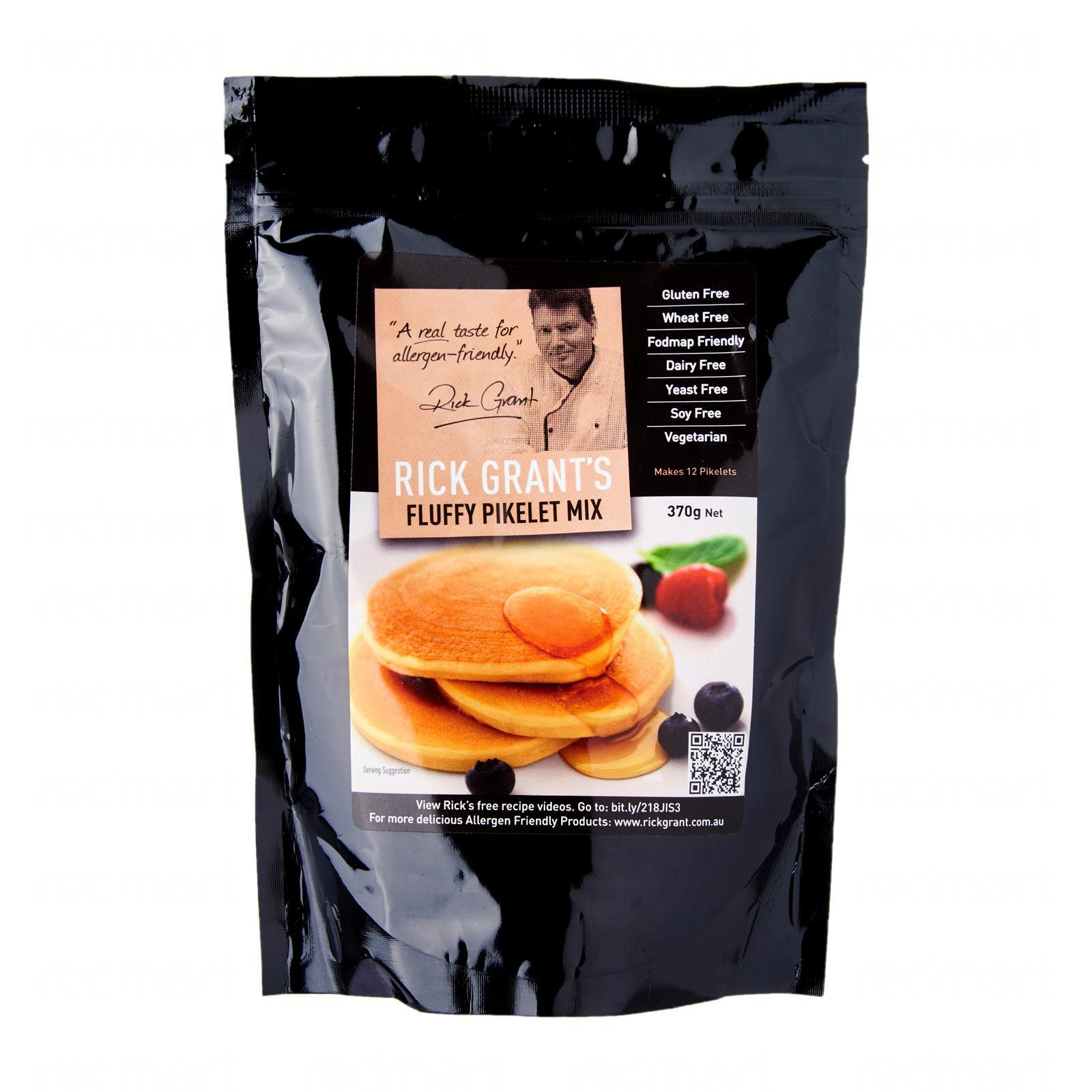 Rick Grant's Fluffy Pikelet Mix