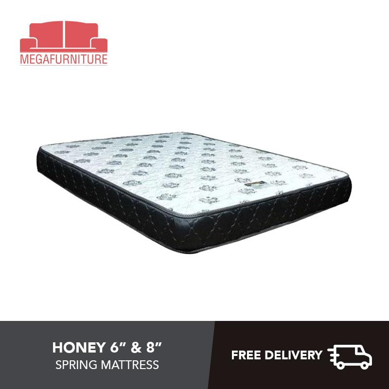 Honey 6  Foam Mattress - Single, Super Single, Queen, King