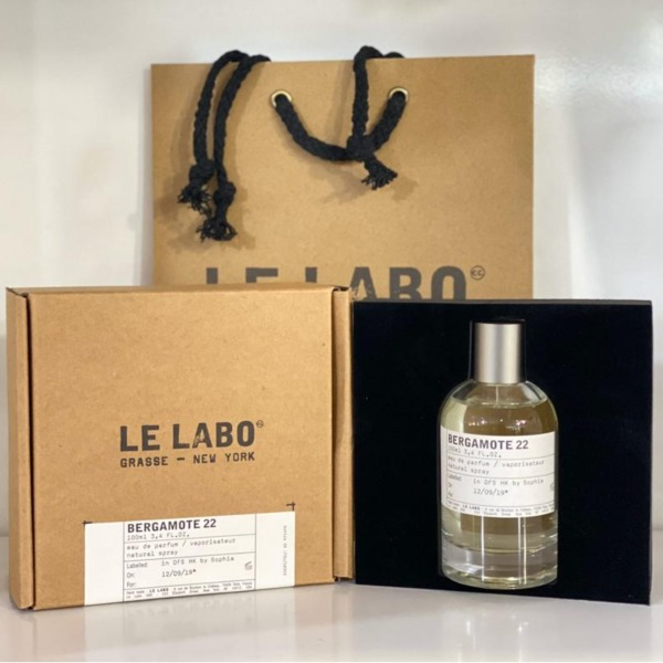 Buy Le Labo Bergamote 22 for Unisex Edp 100ml Singapore