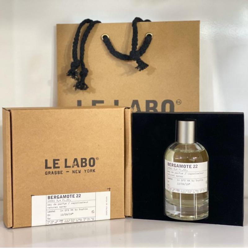 Buy Le Labo Bergamote 22 for Unisex Edp 100ml Singapore