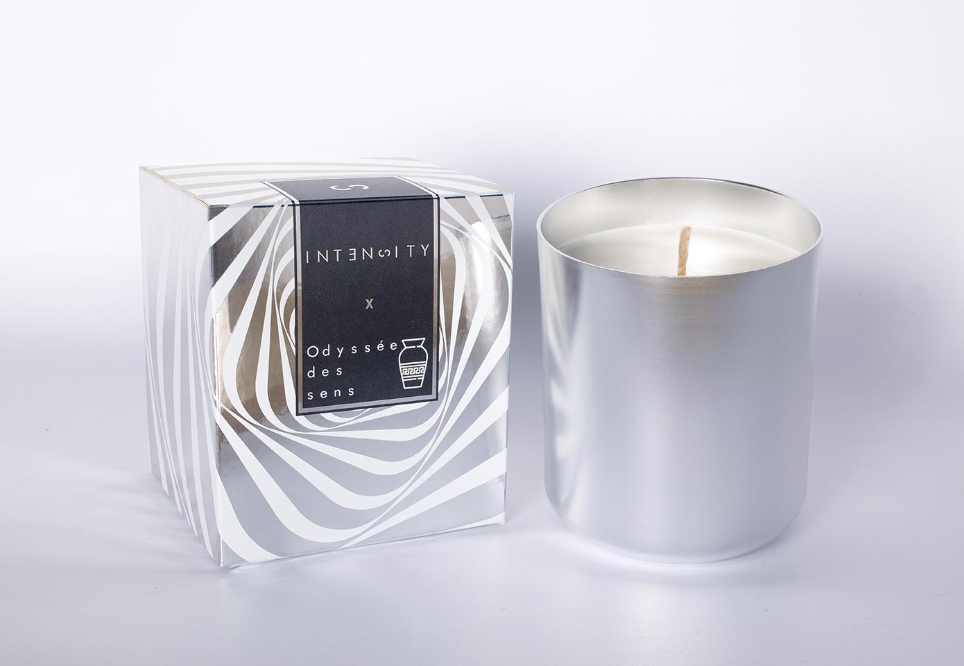 ODYSSÉE DES SENS - Premium Soy Wax Candle