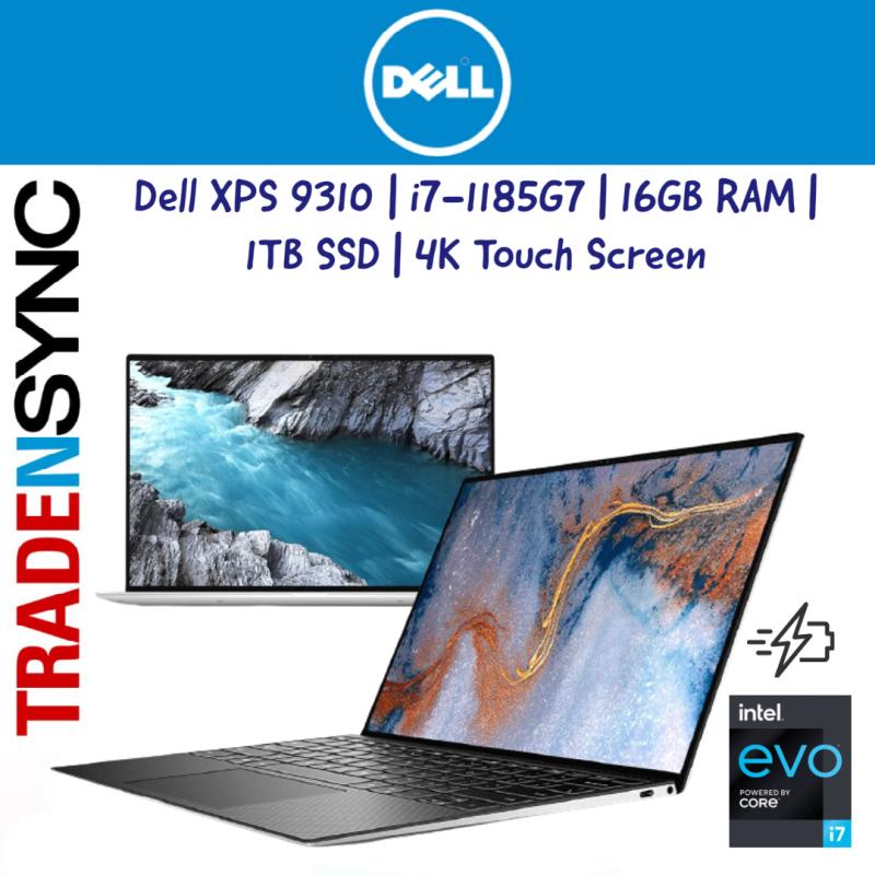 (Next Working Day Delivery) Dell XPS13 9310   Intel Evo   I7-1185G7   16GB RAM   1TB SSD    13.4inch 4K UHD Touch 500nite   WIN10   2Y Dell Premium Warranty