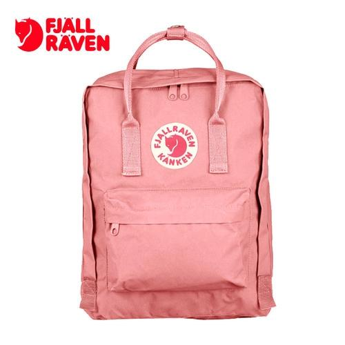 Authentic Fjall raven Sweden Arctic Fox Backpack Female Kanken Bag Classic Backpack Male