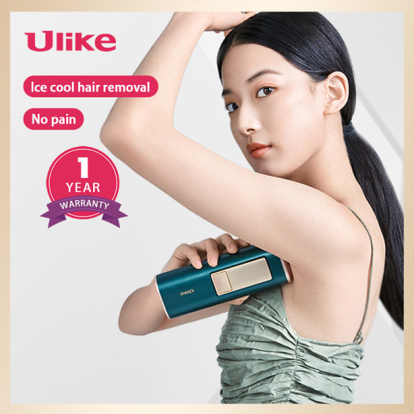 Buy Ulike DIAMOND AIR+ Ice cool IPL Permanent&Painless Hair Removal Device, Personal Care for Women and Men Singapore
