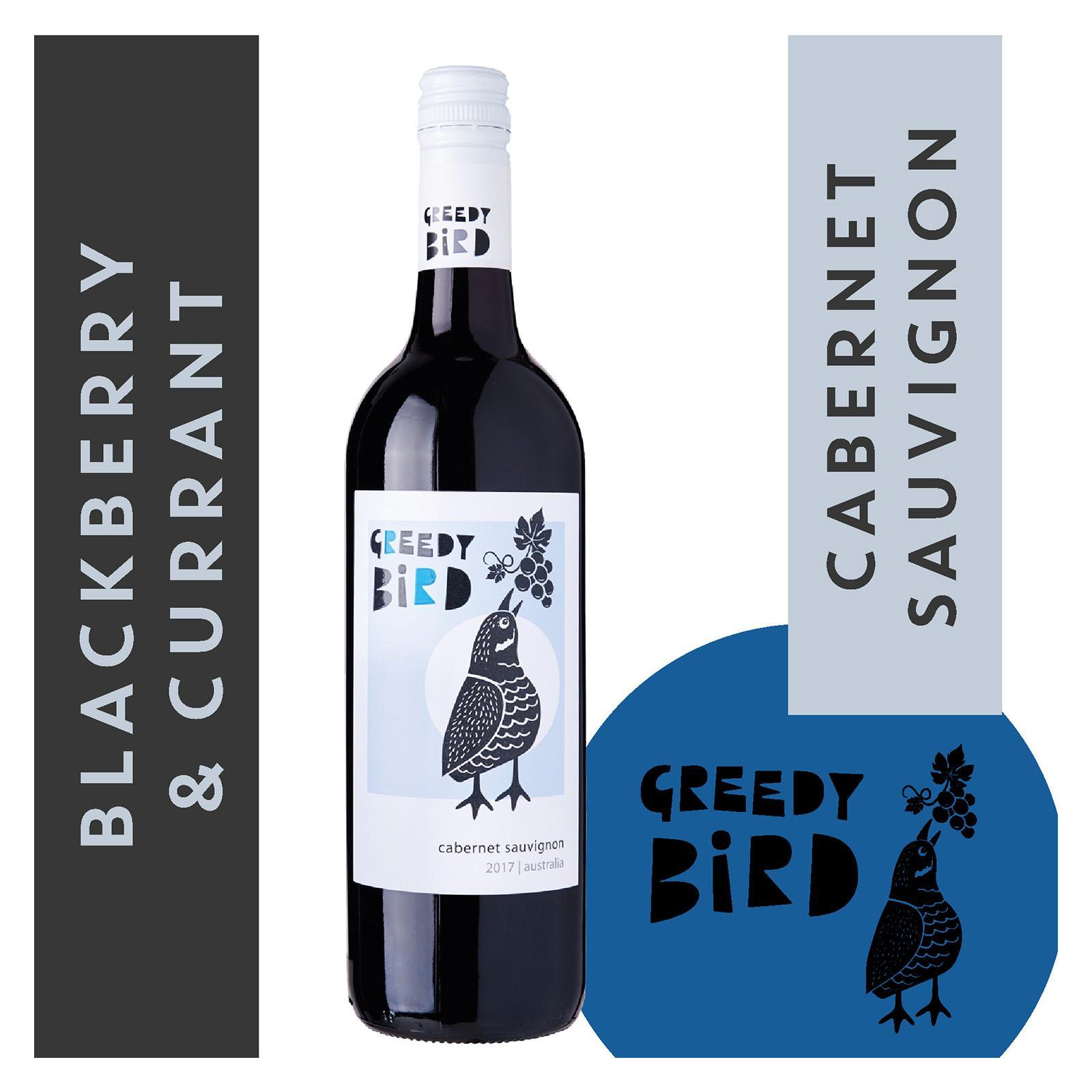 Greedy Bird South Australia Cabernet Sauvignon Red Wine