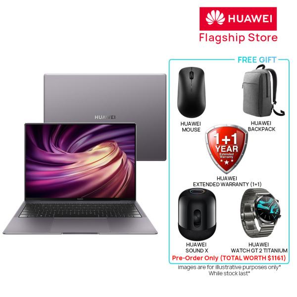 (Pre-Order) Huawei MateBook X PRO / 16GB RAM / 1TB SSD / Nvidia Geforce MX250 / 13.9 with Slim & Light Laptop / Launch 25 Jul
