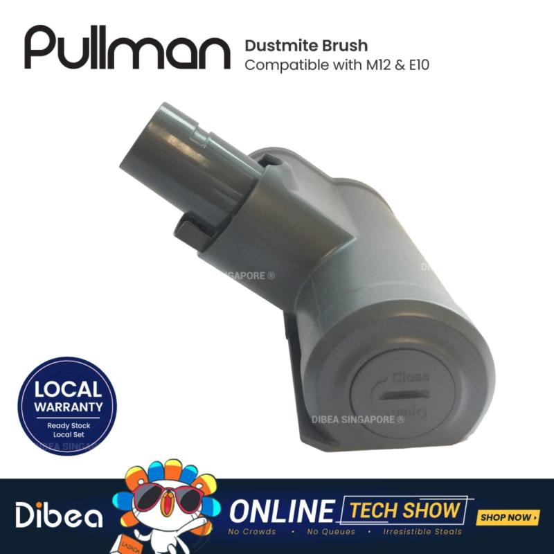 PULLMAN DUSTMITE BRUSH [OFFICIAL STORE] Singapore