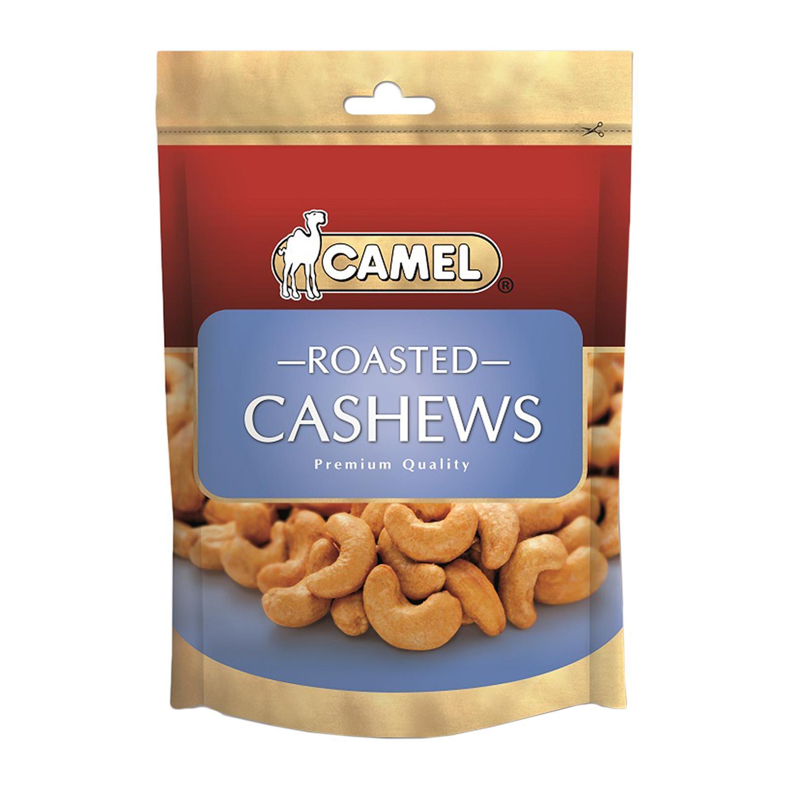 CAMEL Roasted Cashew Nuts 400g