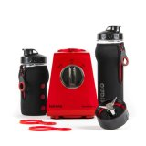 Buy Ferrano Blendexpress Be51 Personal Blender 600Ml Ferrano Red Cheap On Singapore
